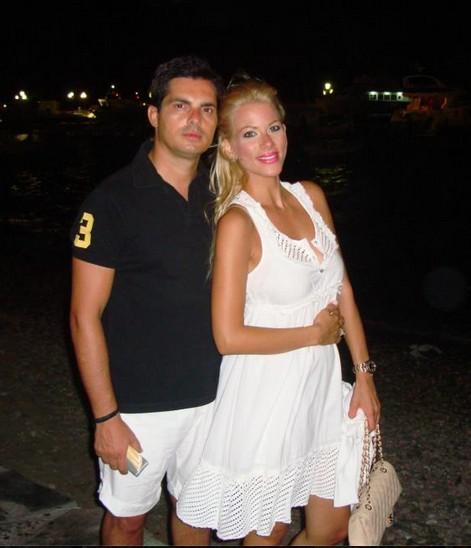 Image result for Χριστίνα Δημητρίου και ο Χάρης Μιχαήλ