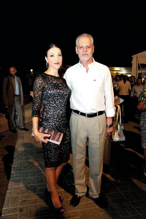 Μαρίνος Σιζόπουλος: Τρυφερές στιγμές με τη σύζυγό του | Ι LOVE STYLE
