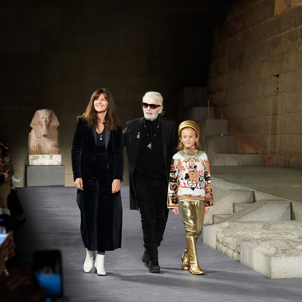 ae1d1e4cfc Virginie Viard  Αυτή είναι η διάδοχος του Karl Lagerfeld