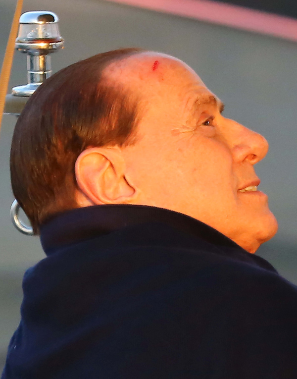 Swimsuit Silvio Berlusconi Nude Photos Scenes