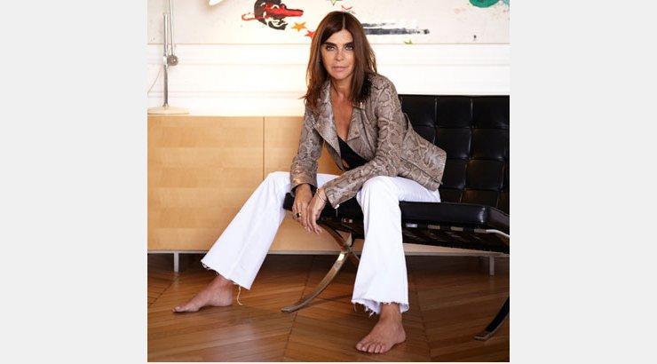 f174841d43e9 Τα αγαπημένα παντελόνια της Carine Roitfeld