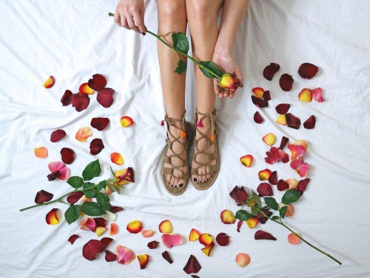 Τα χειροποίητα παπούτσια του καλοκαιριού έχουν ελληνική υπογραφή  af7ac344914