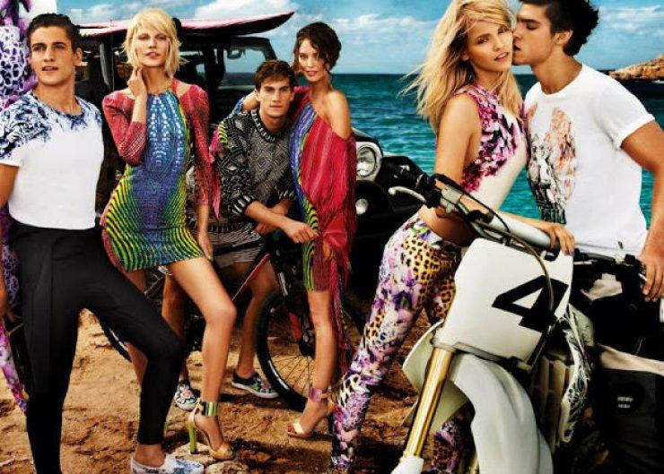 Καλοκαίρι στη Μεσόγειο με το brand Just Cavalli  b9df7614943